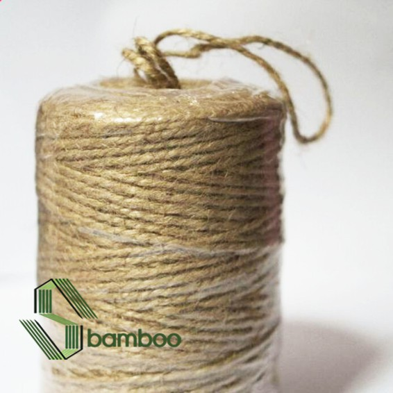 100M HEMP ROPE FOR DECORATION