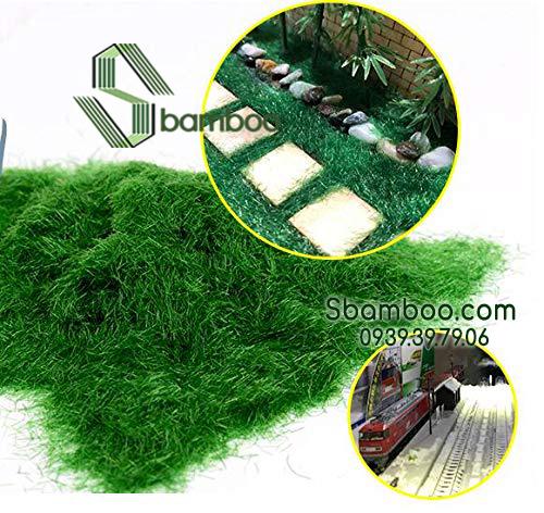 Bột cỏ loại 2 ( xanh đậm )
