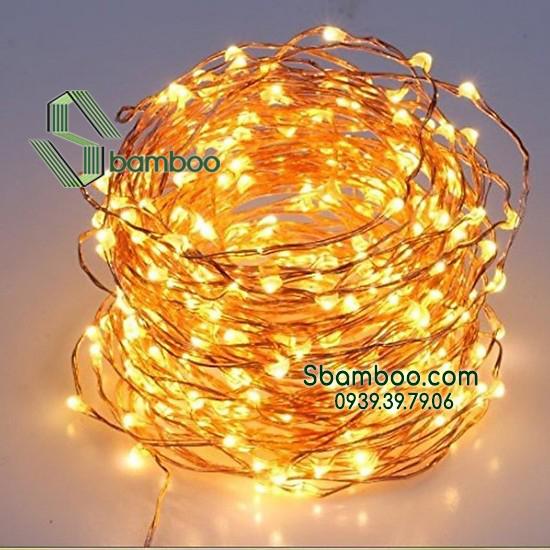Led fireflies light Sbamboo 10m