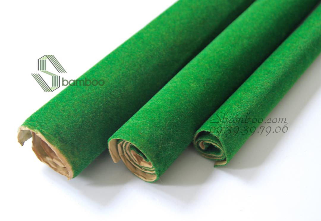 Cỏ thảm, thảm cỏ mô hình KT 30x40cm