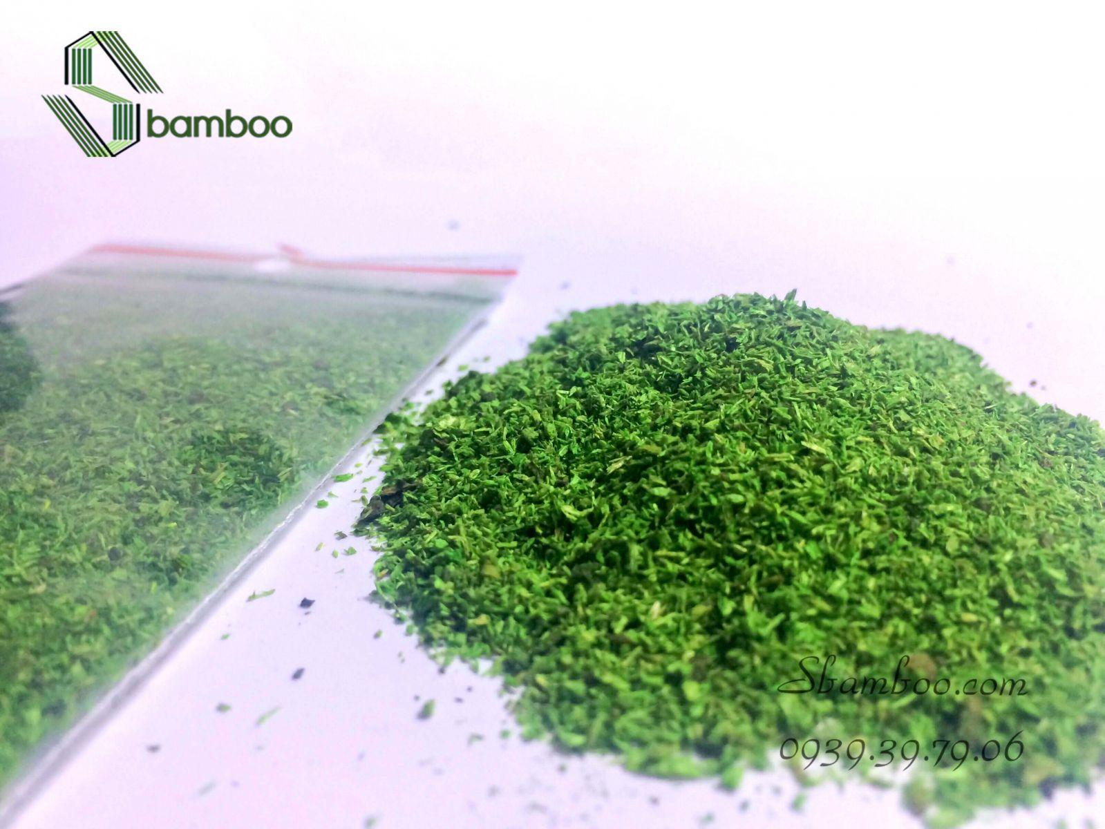 Bột cỏ