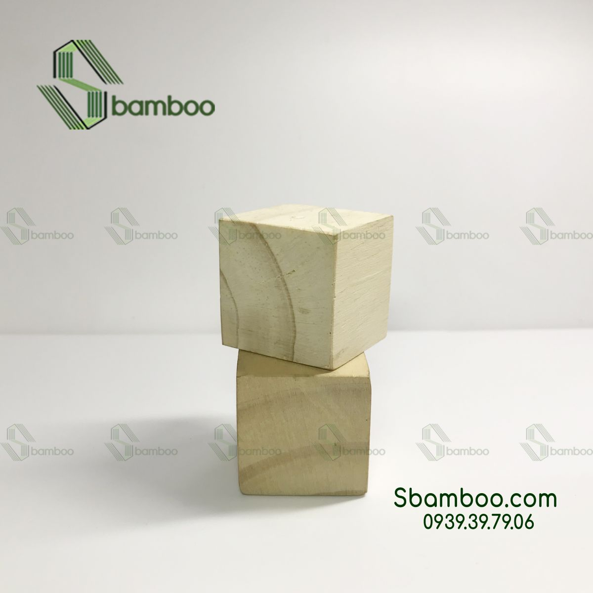 COMBO 2 WOODEN CUBE 3x3