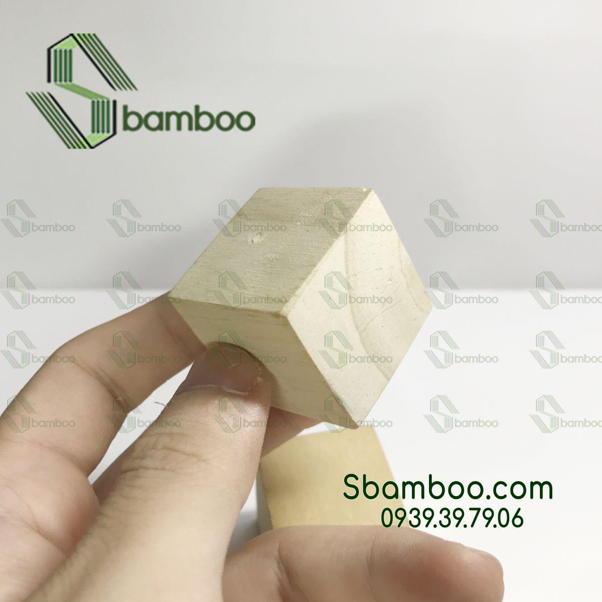 COMBO 2 GỖ VUÔNG 3x3