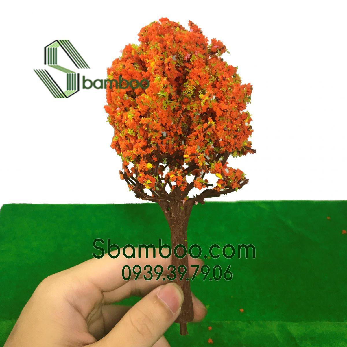 ANCIENT TREE MODEL SBAMBOO 17CM