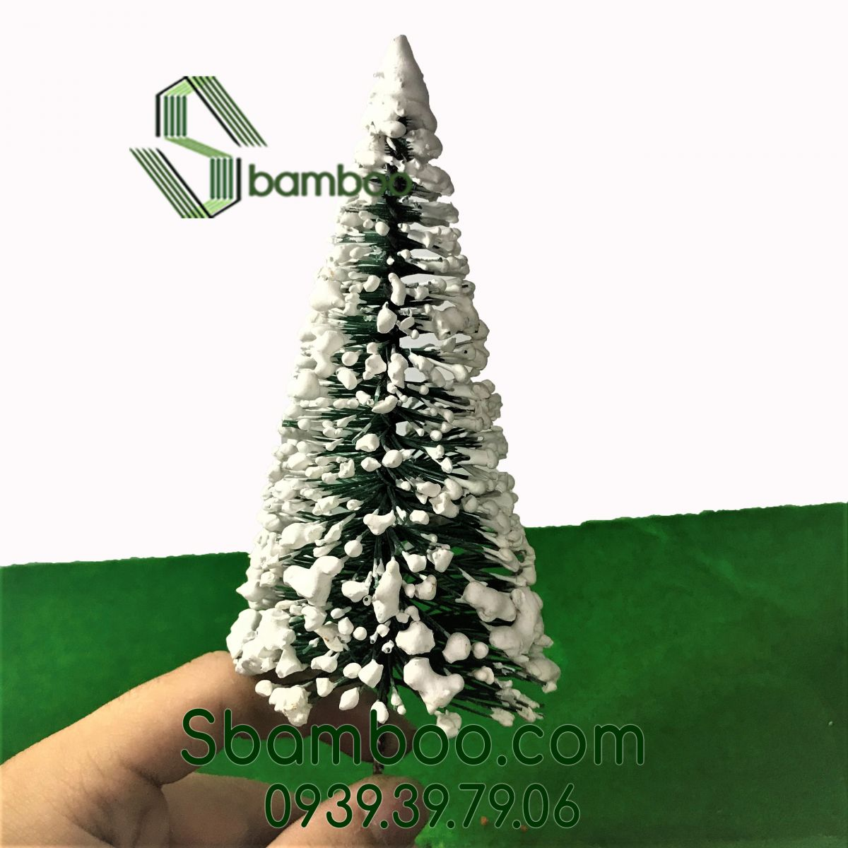 CHRISTMAS TREE MODEL SBAMBOO 18CM