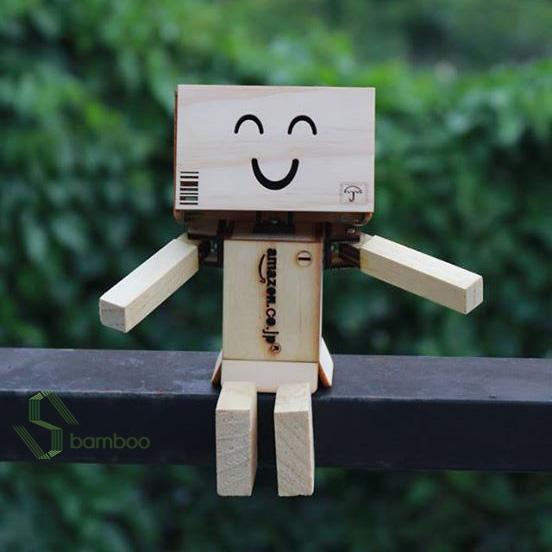 ROBOT DANBO (Cử động, 4 biểu cảm)